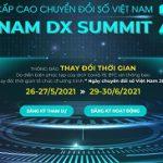 Diễn đàn cấp cao chuyển đổi số Việt nam 2021