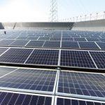 Hà Lan: Các tấm pin mặt trời được đặt trên mặt hồ chứa nước